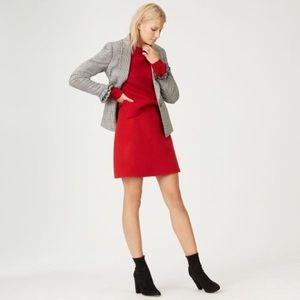Club Monaco Red Skirt